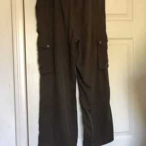 Olive Green Pants Size Large
